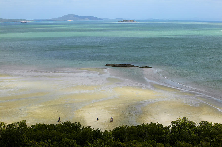 Overhead Of Cape York, Mainland Australias Northernmost Point Photograph