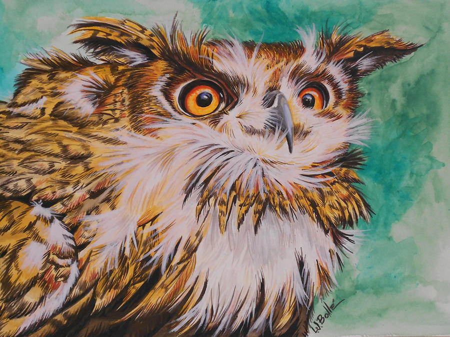 Owl Eyes Paintings Owl eyes paintingOwl Eyes Paintings