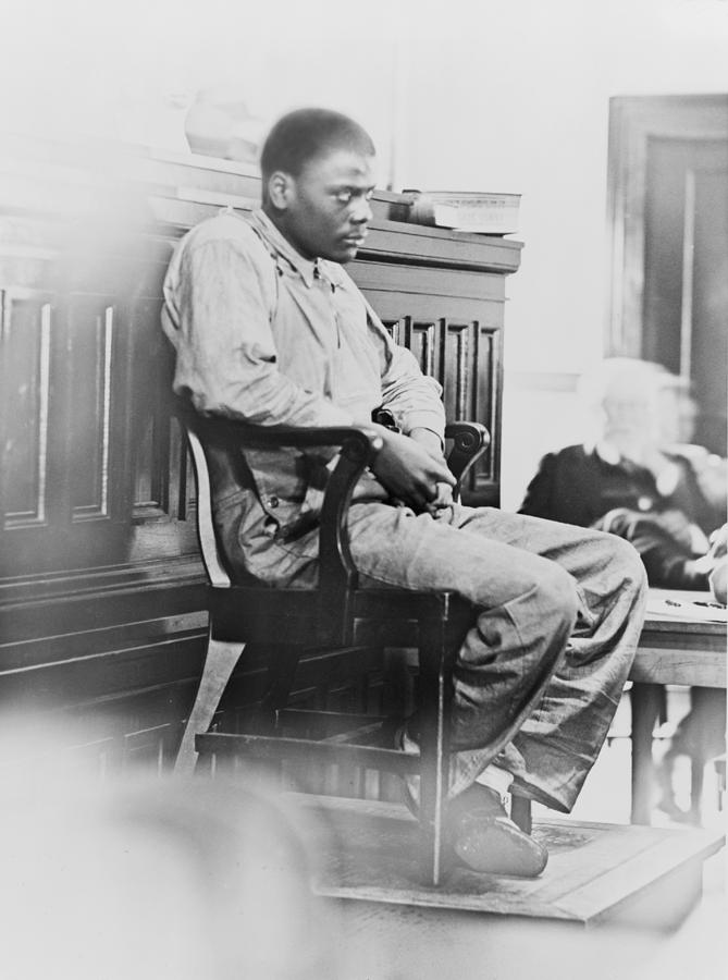 Ozzie Powell, One Of The Nine Photograph