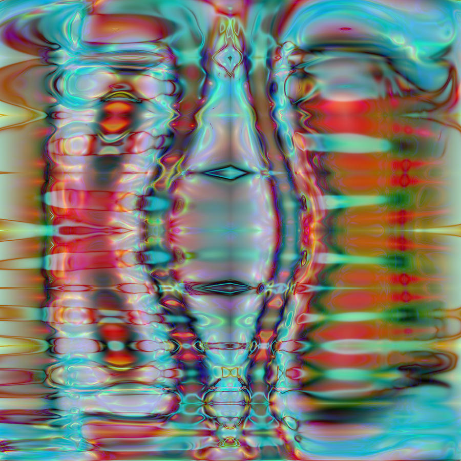 P20120808101605 Digital Art  - P20120808101605 Fine Art Print