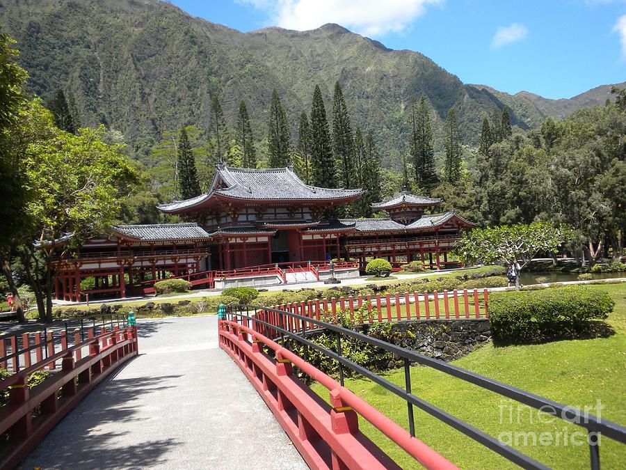 Pagoda Photograph