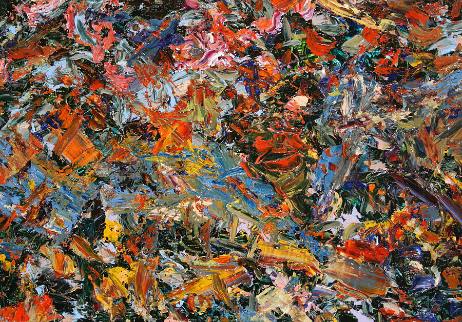 Paint Number 35 Painting