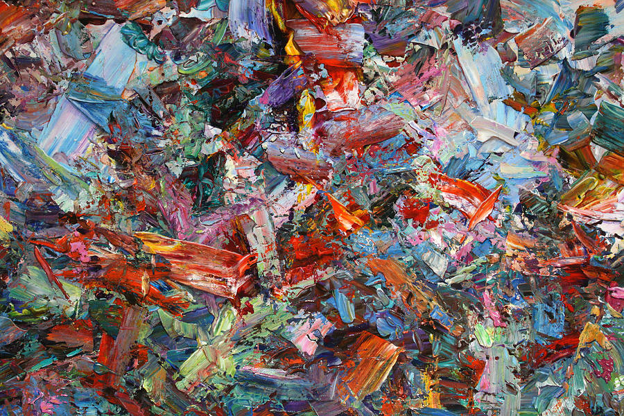 Paint Number 42-a Painting