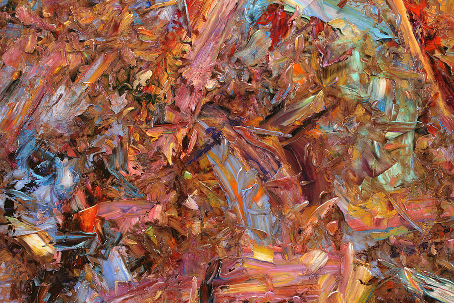 Paint Number 43b Painting