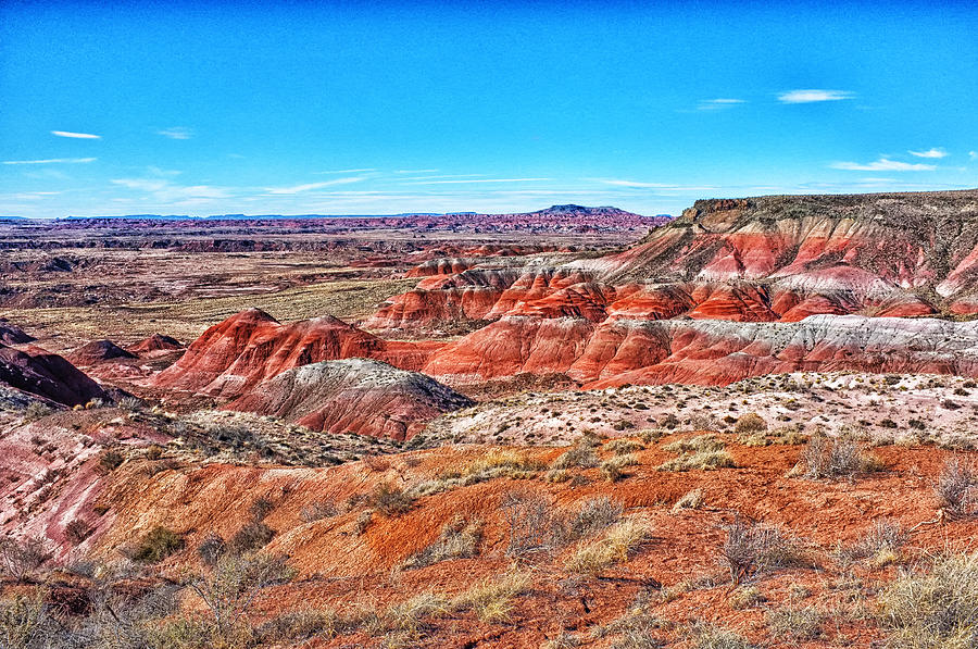 Painted Desert Photograph  - Painted Desert Fine Art Print