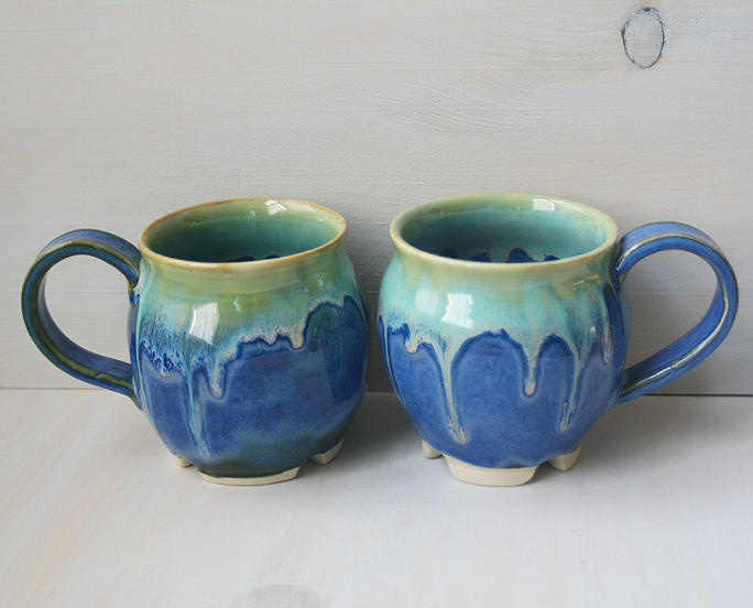 how to make homemade pottery glaze