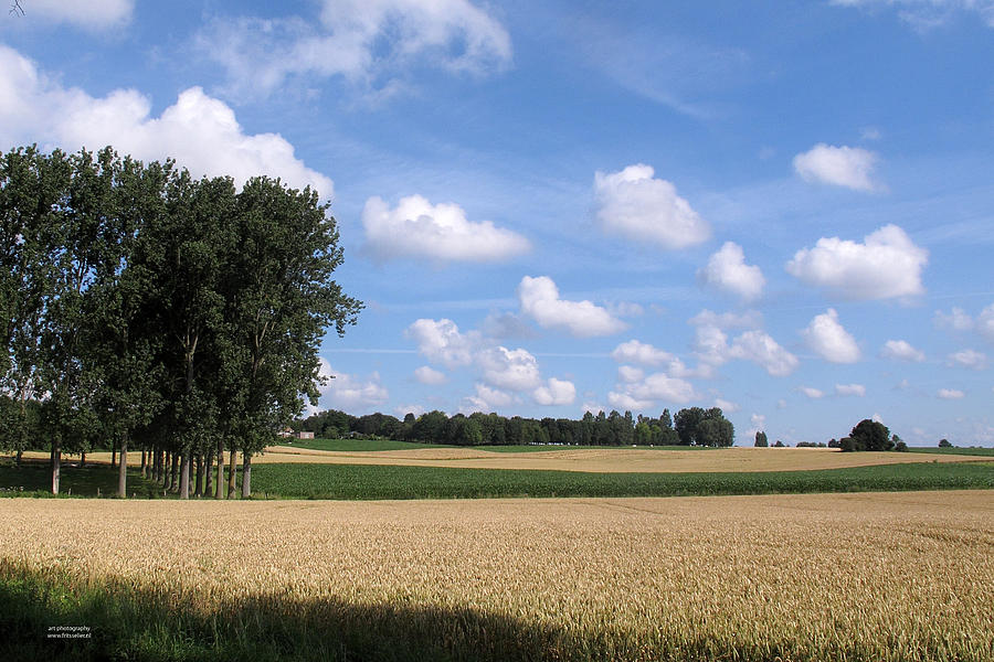 Pajotten Land Photograph