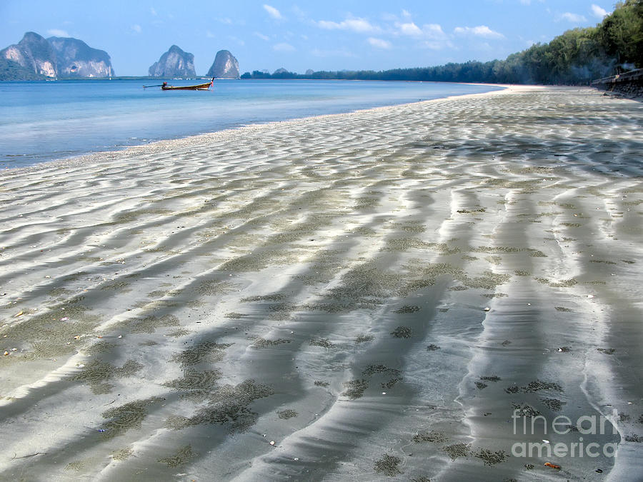 Asia Photograph - Pak Meng Beach by Adrian Evans