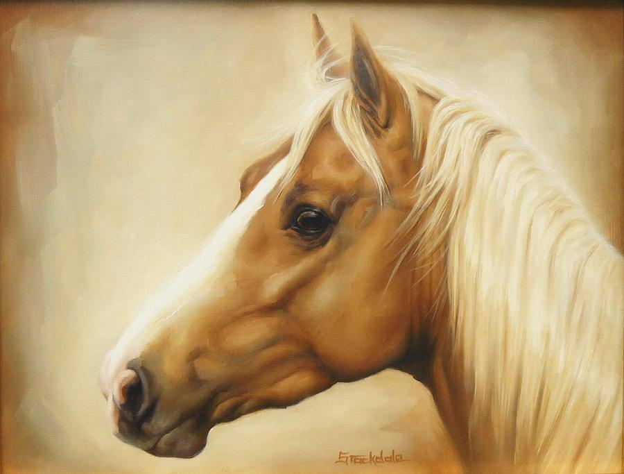 Palomino Painting