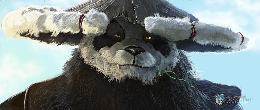 Pandaria Digital Art