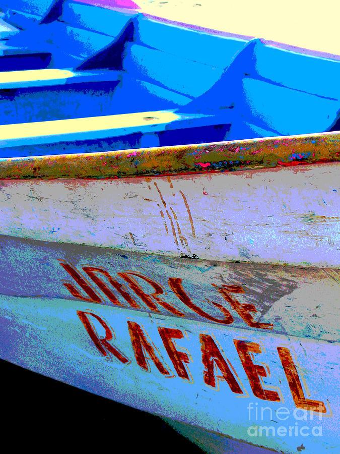 Panga Jorge Rafael By Michael Fitzpatrick Photograph