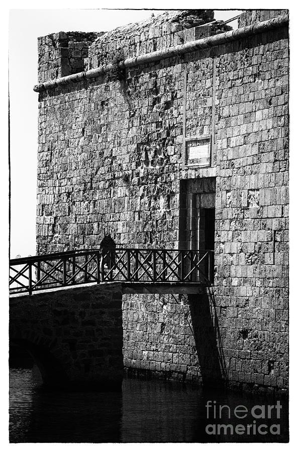 Paphos Castle Photograph