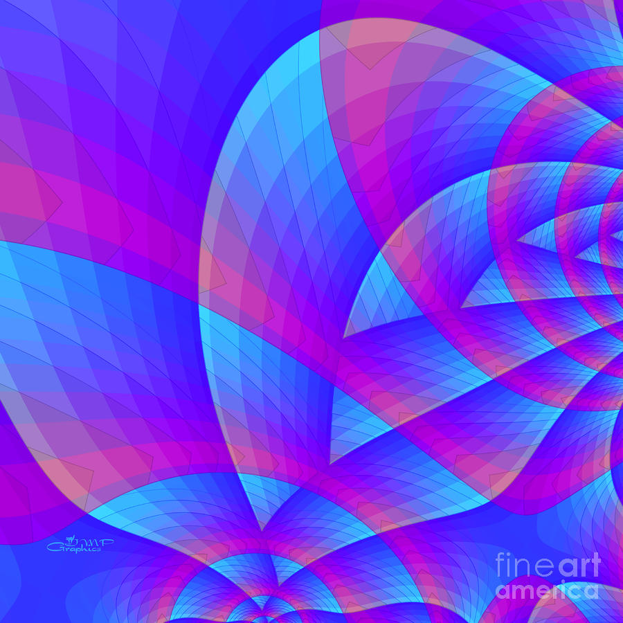 Parabolic Digital Art
