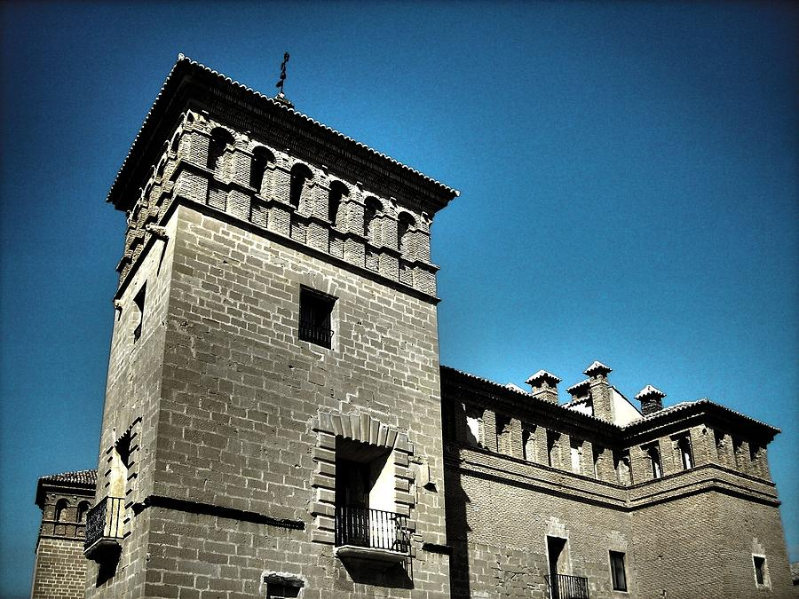Parador De Alcaniz - Spain Photograph