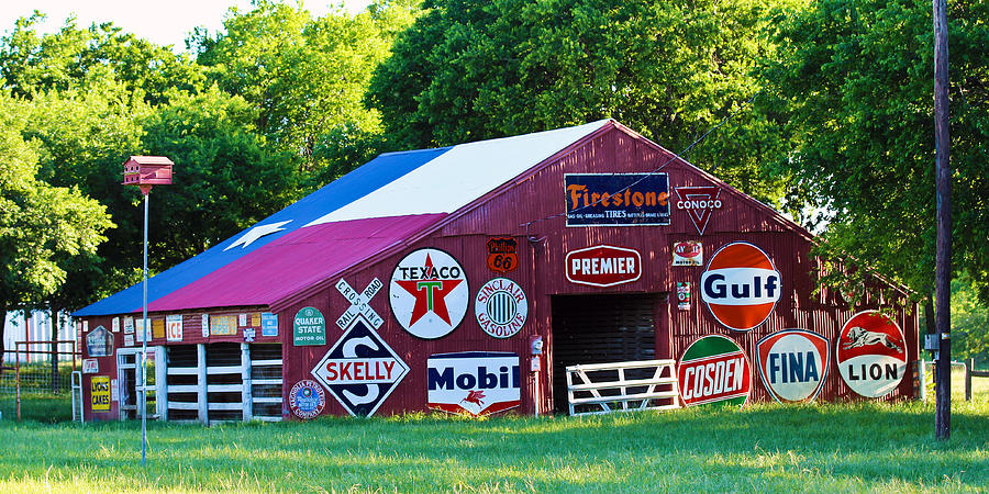 Texas Photograph - Paraphernalia by Elizabeth Hart