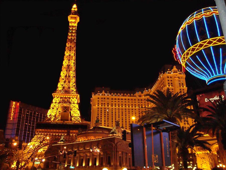paris night las vegas - photo #3