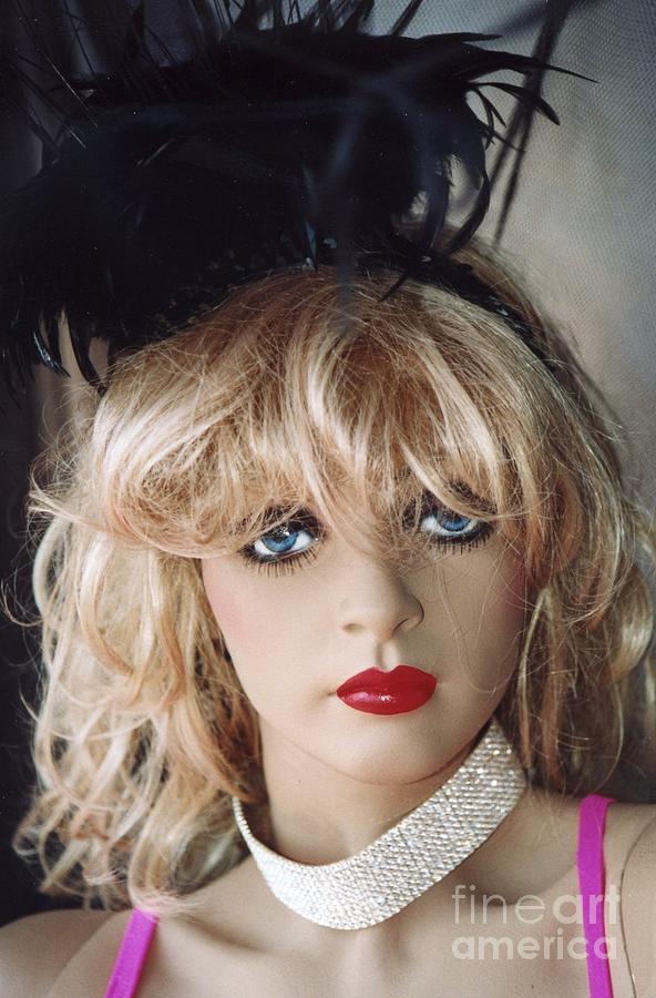 Paris Female Mannequin Art Deco Photograph