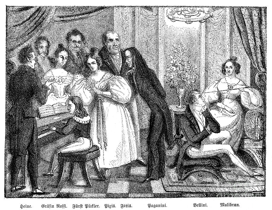 Parisian Salon Photograph