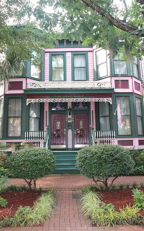 Park Avenue Manor Bed Breakfast Savannah Ga
