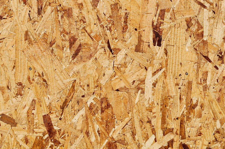 Particle board background photograph by brandon bourdages