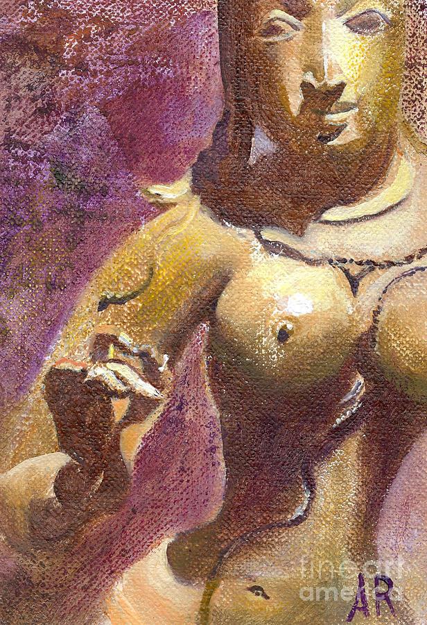 Parvati Painting