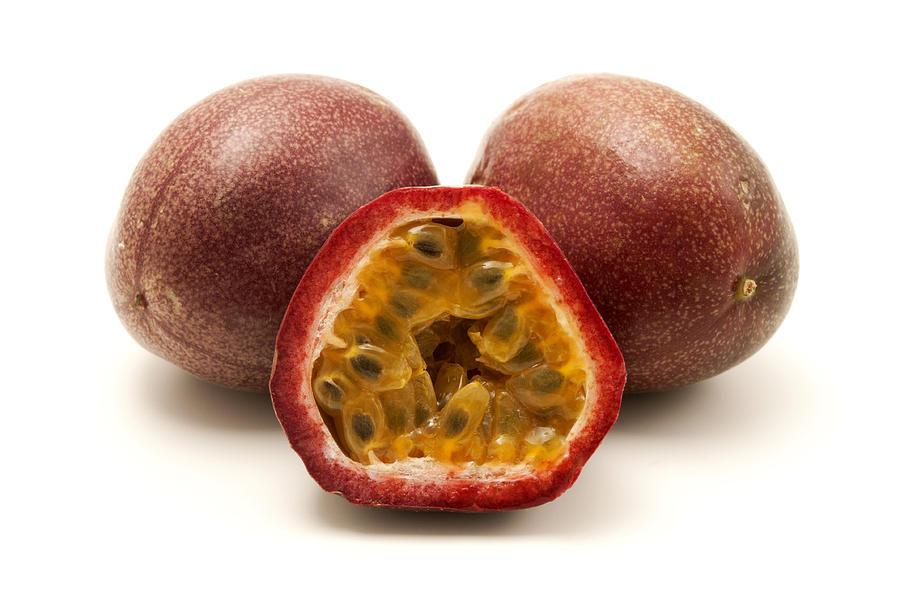 Passion Fruits Photograph