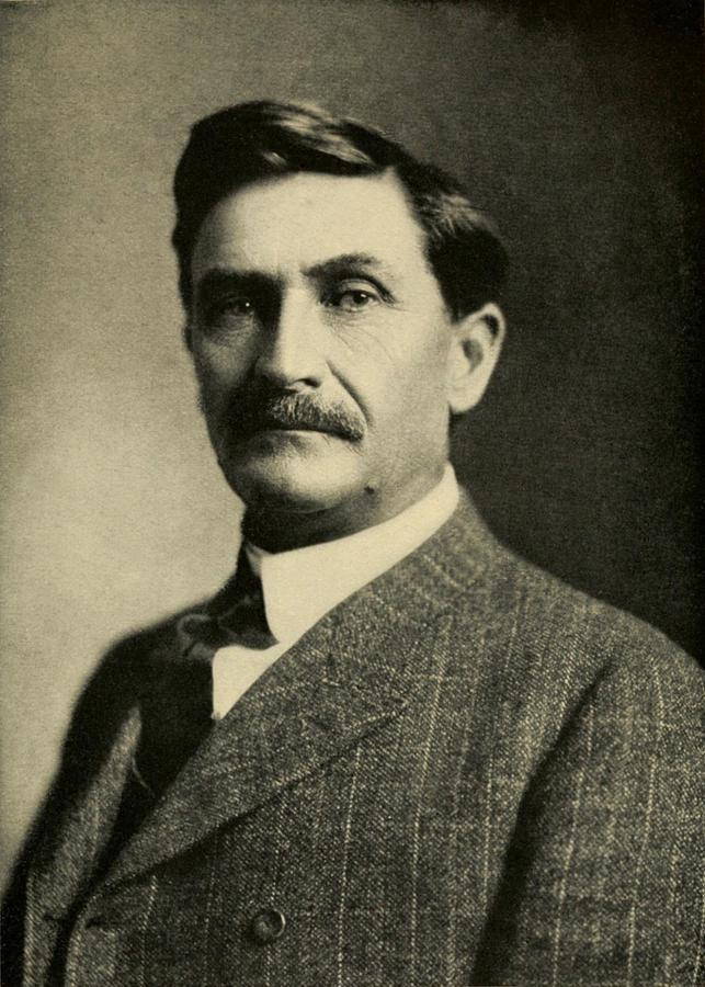 Pat Garrett 1850-1908, Sheriff Photograph