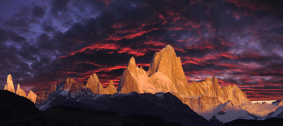 Patagonia sky by christian heeb for Christian heeb