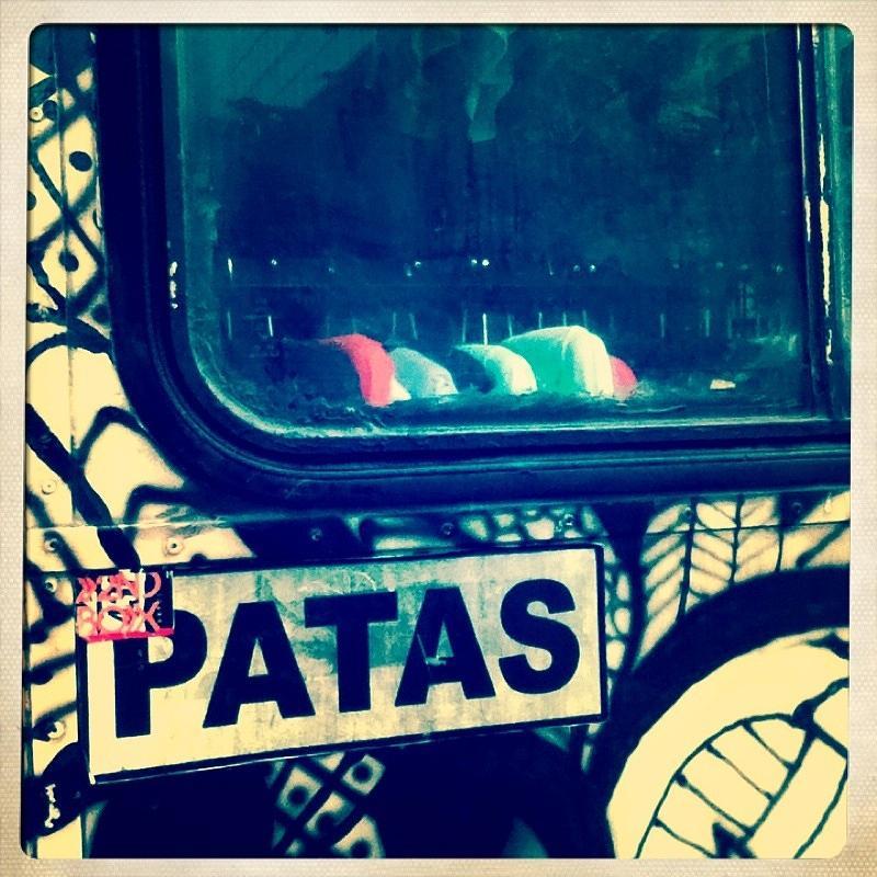 Lomo Photograph - Patas by Sugih Arto Andi Lolo