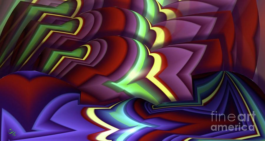 Pattern Digital Art