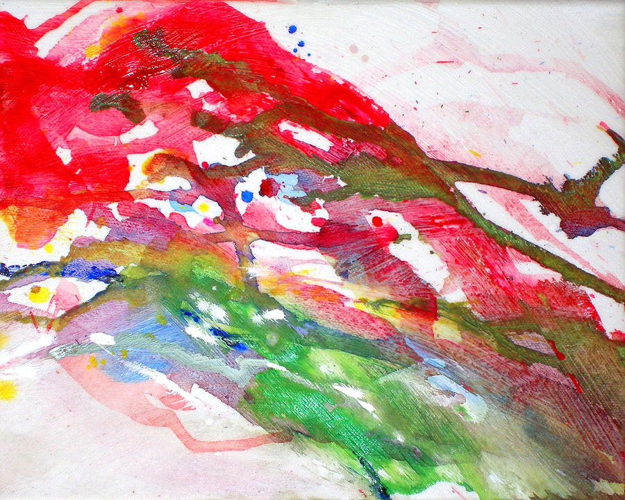 Pauls Flight Painting