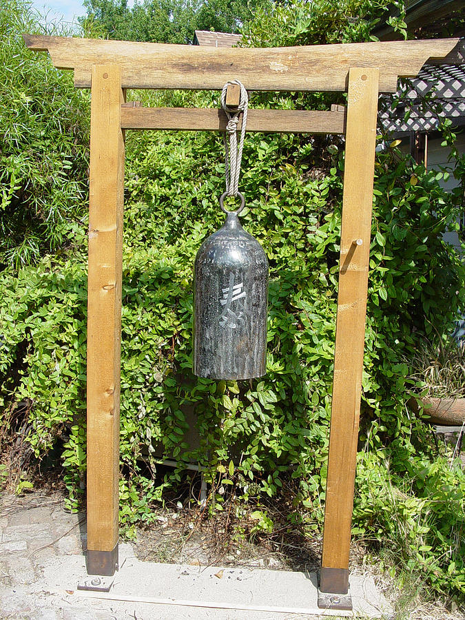 Peace Bell  Sold Sculpture