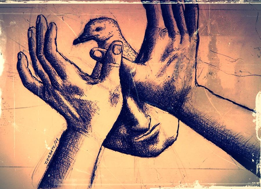 Peace Of Mind Digital Art
