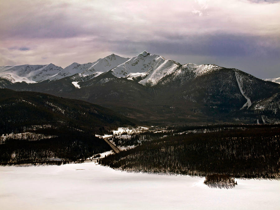 Peak One View Photograph