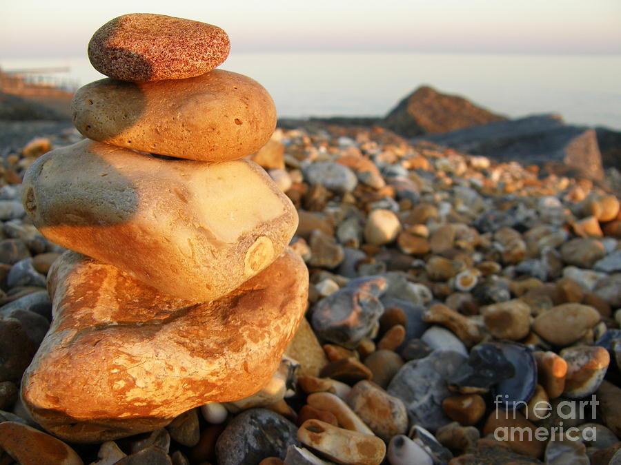 Pebbles Photograph