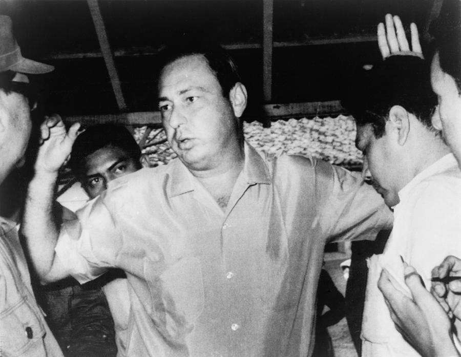 Pedro Joaquin Chamorro 1924-1978 Photograph