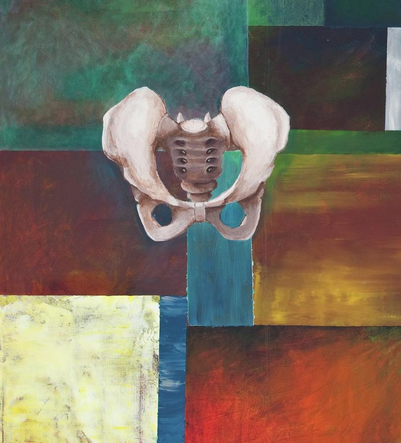 Pelvis Painting