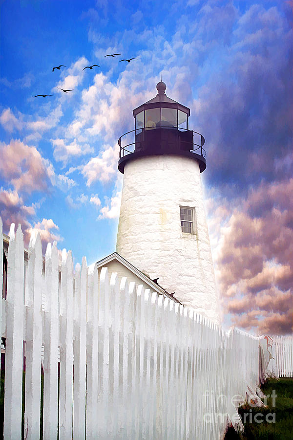Pemaquid Point Photograph  - Pemaquid Point Fine Art Print