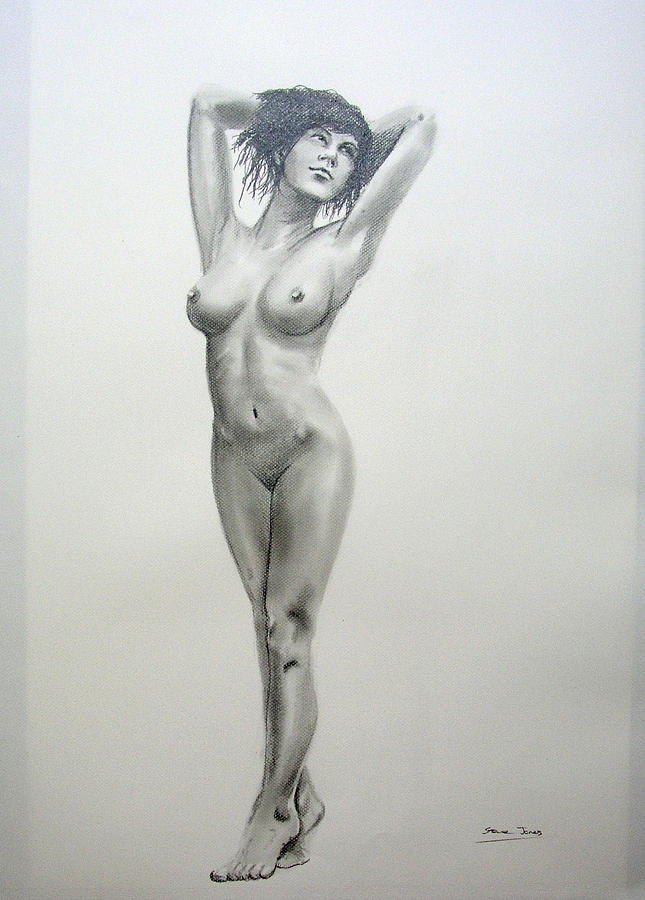 pencil picture of naked couples