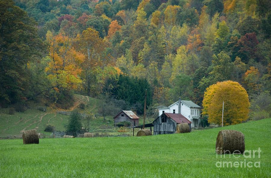 Pennsylvania Farm Photograph