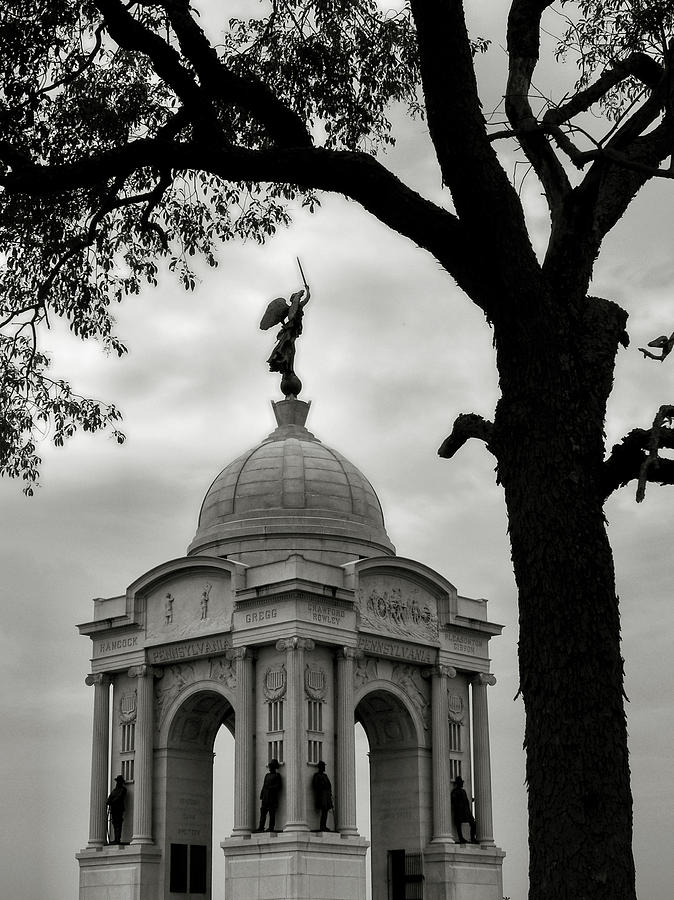 Pennsylvania Memorial I  Photograph  - Pennsylvania Memorial I  Fine Art Print