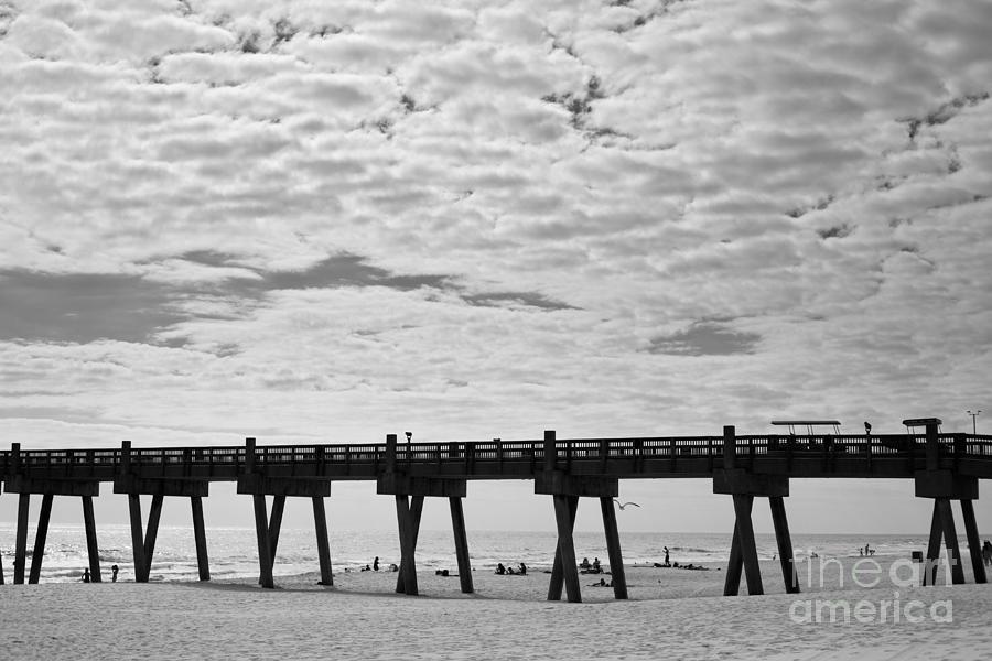 Pensacola Beach Photograph