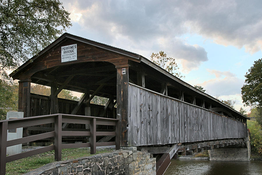 Perrines Bridge Photograph
