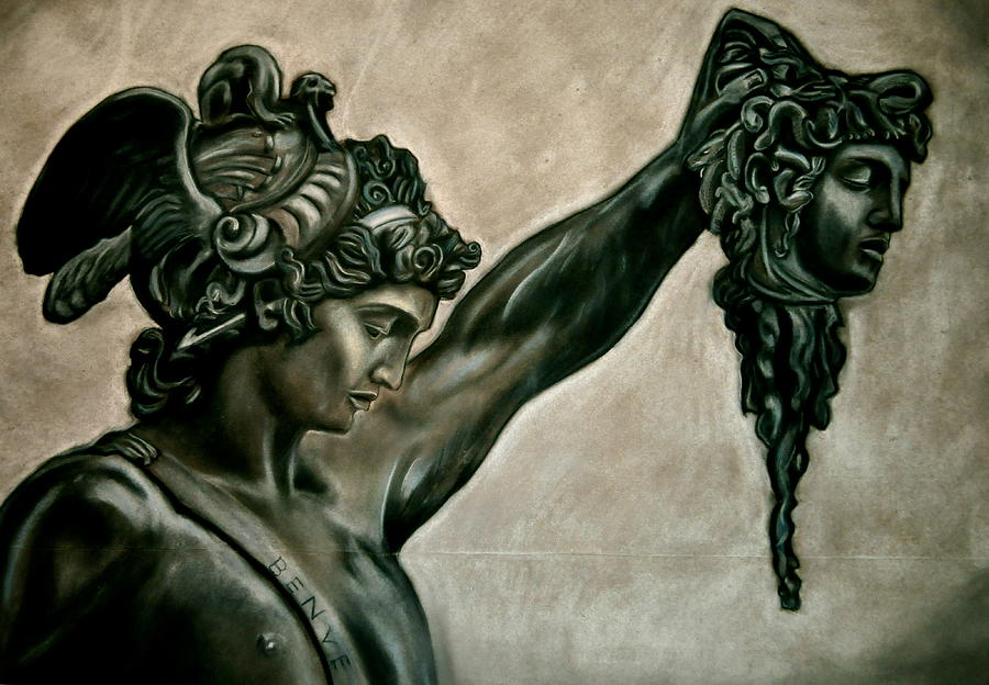 Medusa :: World Mythology