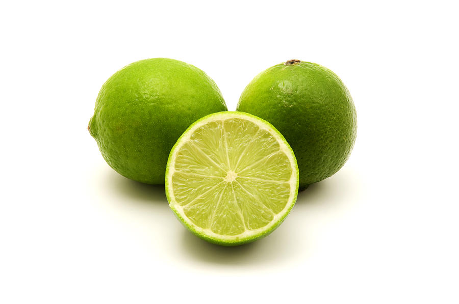Persian Lime Photograph