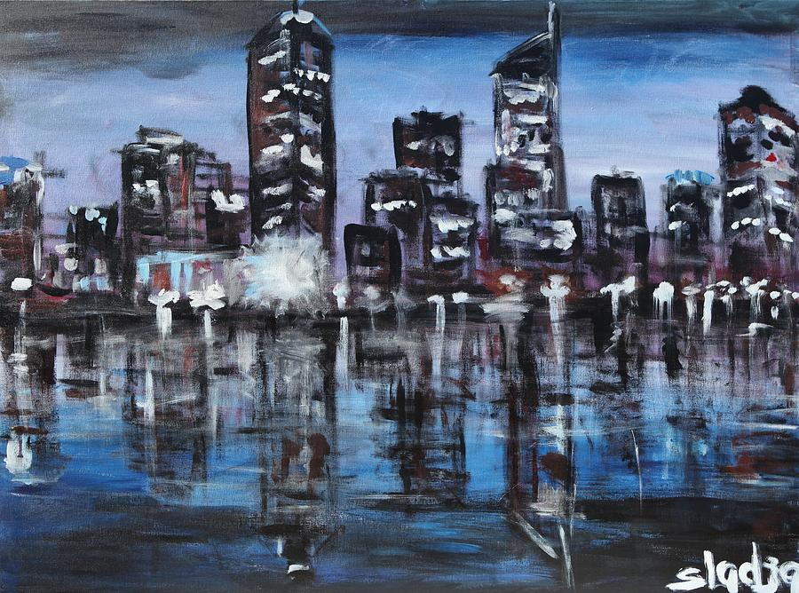Perth Painting