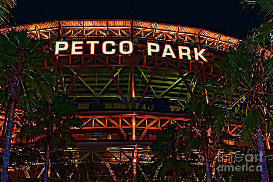 Petco Park Photograph