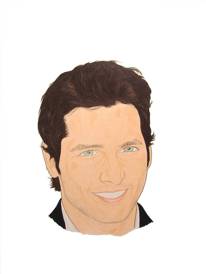 Peter Facinelli Drawing