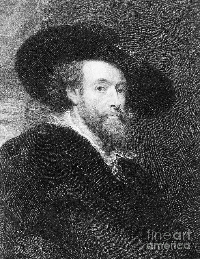 Peter Paul Rubens Photograph
