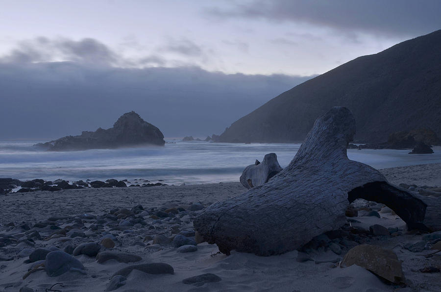 Pfeiffer Beach - Big Sur Photograph